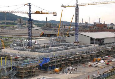 SABIC 400 ktpa LDPE Project | Punj Lloyd Group